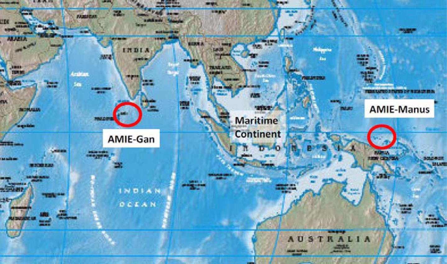 Arm climate research facility arm field campaigns on gan island maldives and manus island papua new guinea publicscrutiny Gallery