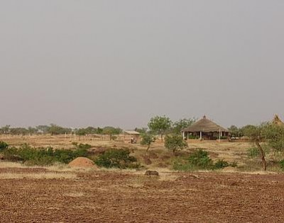 The Sahel region of West Africa has experienced long-term drought accompanied by profound socioeconomic consequences over the past 30 years.  It is a favored location for the development of tropical easterly waves that may generate hurricanes.