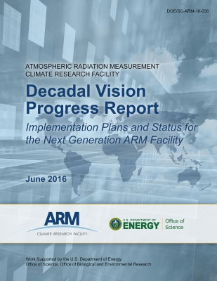 Decadal Vision Progress Report Now Available