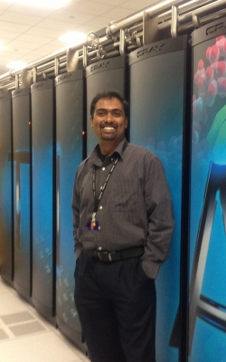 Giri Palanisamy, ARM Architecture and Services Strategy Team Manager