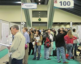 Another record-breaking year at the Fall Meeting of the AGU.