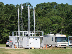 Intensive aerosol observations conducted on the campus of Brookhaven National Laboratory on Long Island, New York, using the ARM Mobile Aerosol Observing System.