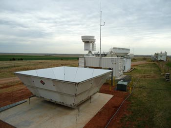 A relocated wind profiler, a new dual-frequency scanning cloud radar, and an upgraded K-band ARM zenith radar line up at the SGP site
