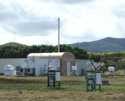 The ARM Mobile Facility obtained data on Graciosa Island in the Azores from May 2009 through December 2010--its longest deployment to date.