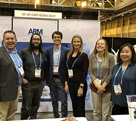 ARM's Scientific Impact Seen at 2017 AGU Fall Meeting