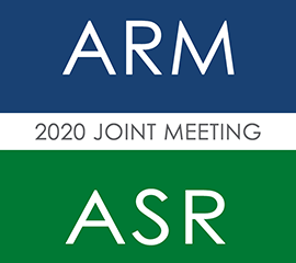 2020 ARM/ASR Virtual Joint Meeting Updates