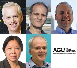 AGU Honors ARM/ASR Community Members in 2020