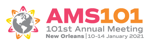 Logo of 2021 American Meteorological Society Annual Meeting