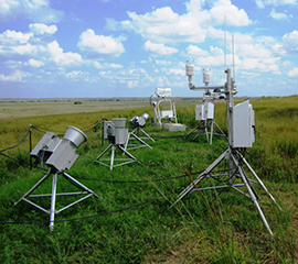 ARM Southern Great Plains Data Contribute to Consequential Methane Research