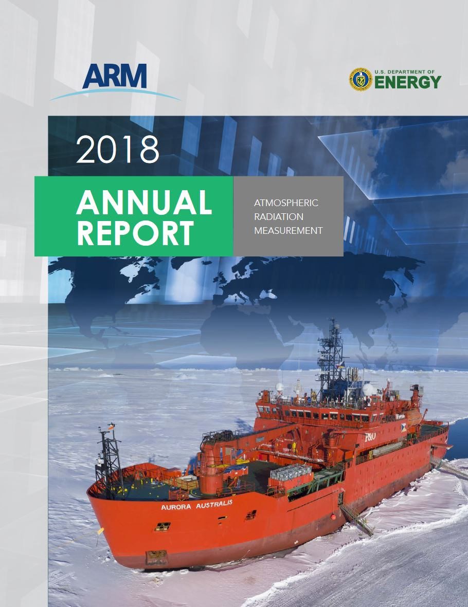 ARM 2018 annual report