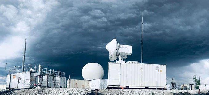 Chasing Down the Science of Thunderstorms