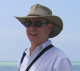 ARM Remembers Longtime Tropical Western Pacific Site Scientist Chuck Long