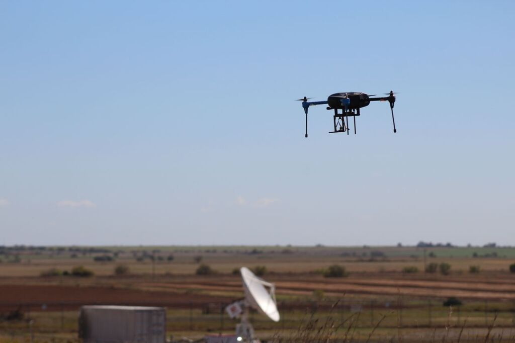 Southern Great Plains Observatory Hosts Unmanned Aerial Systems