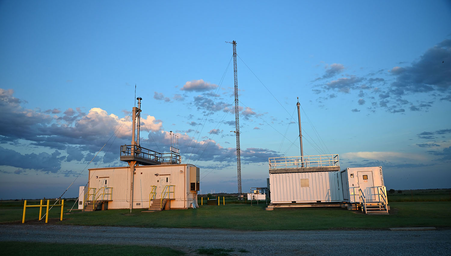 Aerosol Observing Systems at ARM's Southern Great Plains atmospheric observatory
