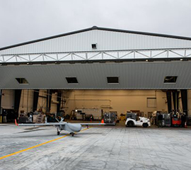 New Home Ready for ARM Aerial Facility's New Aircraft