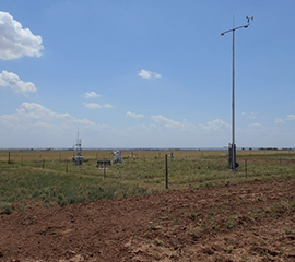 HI-SCALE Research Finds That Soil Moisture Spurs Cloud Formation
