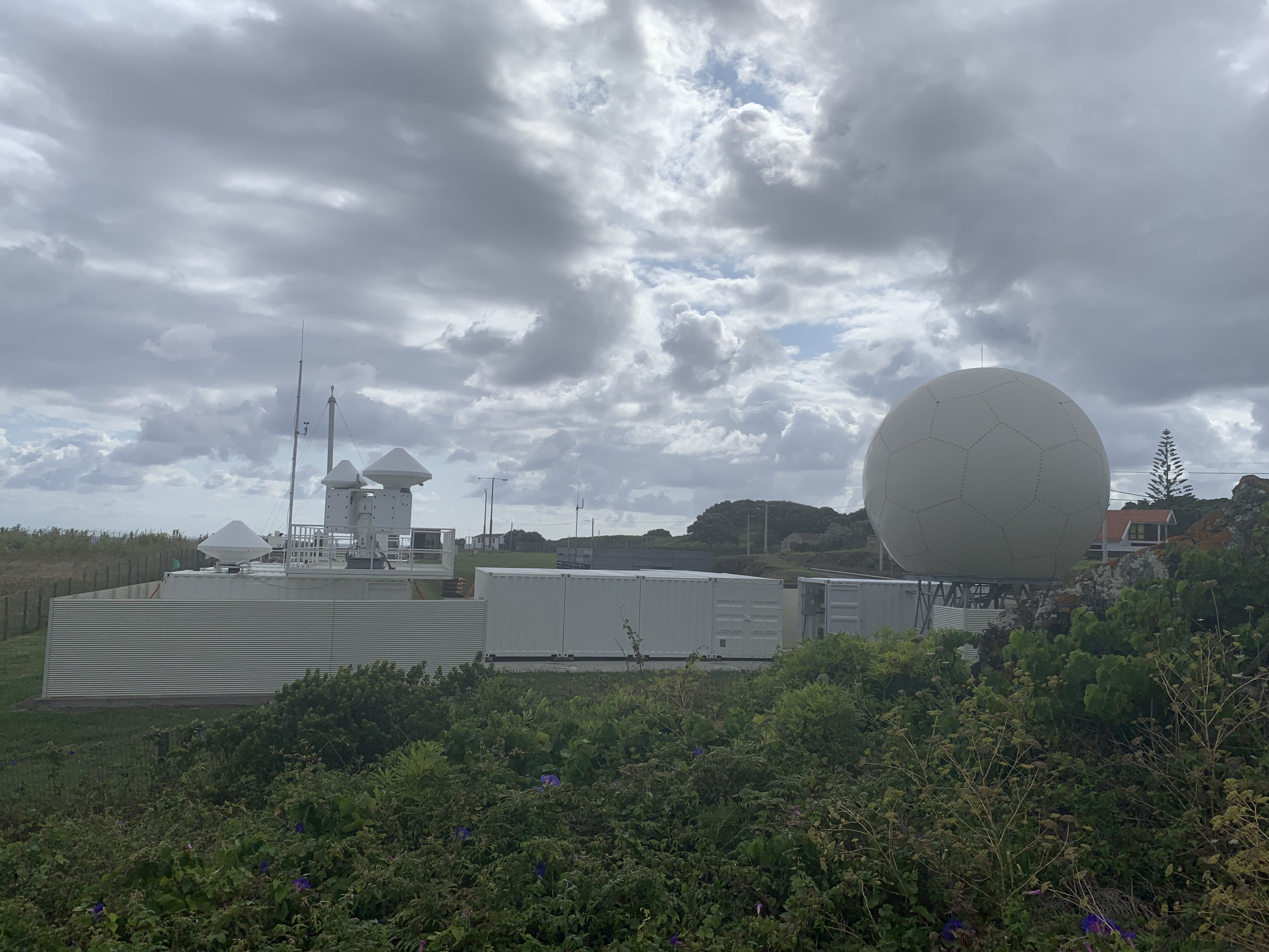 Eastern North Atlantic atmospheric observatory