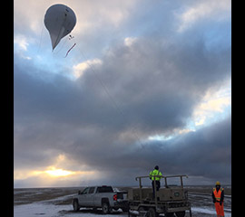 More Tethered Balloon Flights on the Horizon for ARM in 2019