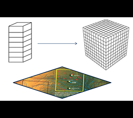 ARM Produces Its First 3-Dimensional Large-Scale Forcing Data