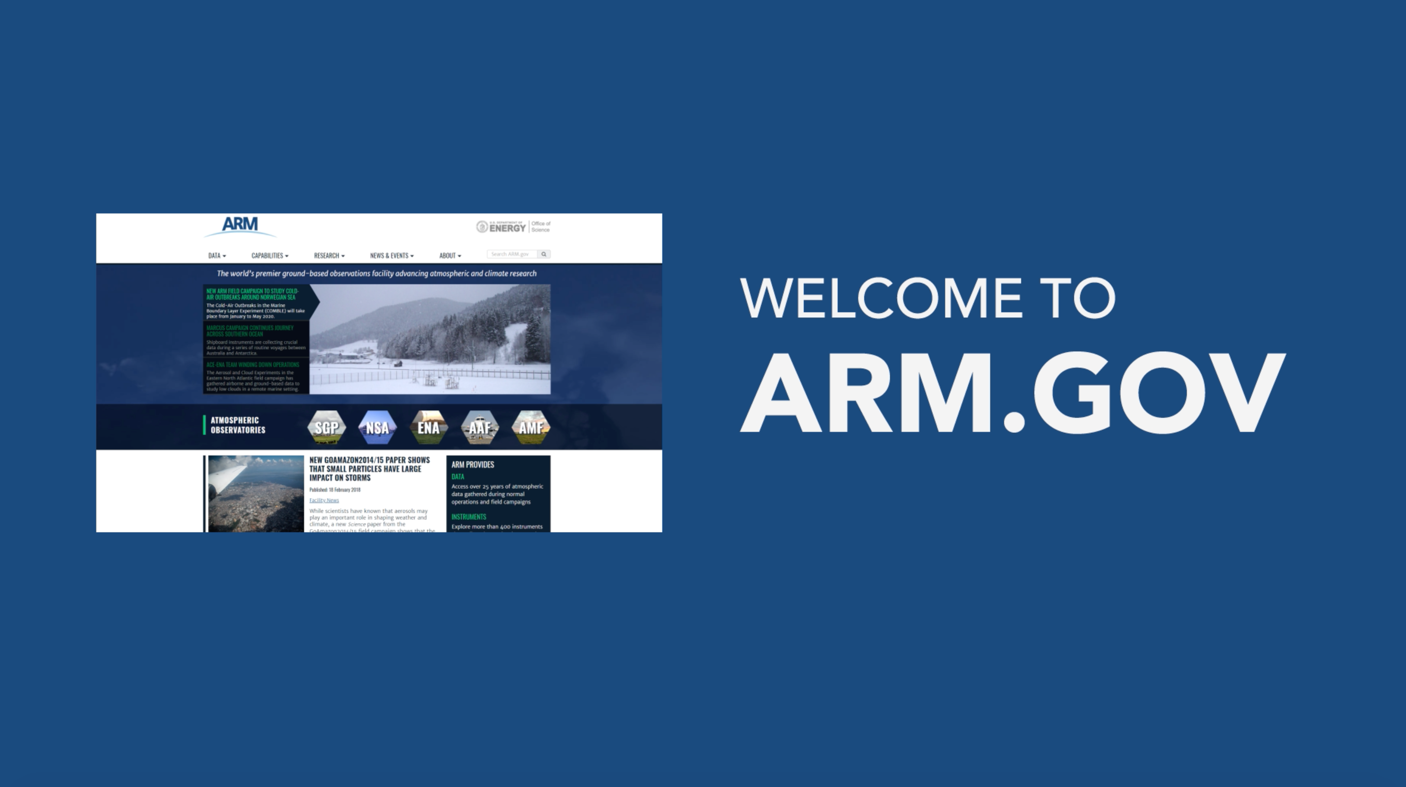 ARM Research Facility