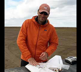 BAMS Paper Details ARM's Unmanned Aerial Capabilities in the Arctic