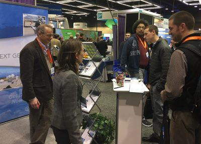 AGU and AMS Highlights