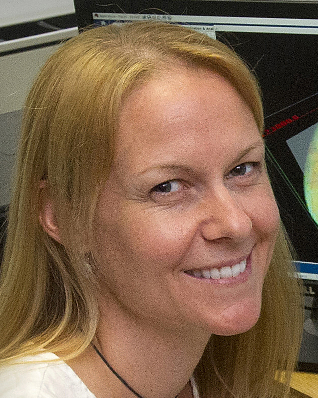 Tami Fairless of Brookhaven National Laboratory